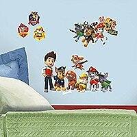 RoomMates Paw Patrol Peel and Stick Wall Decals $6.79