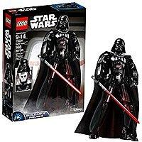 LEGO Star Wars Darth Vader 75534 Building Kit - $21.53 (46% off) @amazon