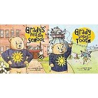 (Kindle edition)Free children's book: Grady Bear series Image