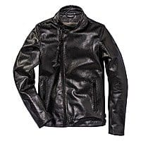 Dainese Chiodo72 Cafe Racer style Leather Jacket $229 list $559 Revzilla.com