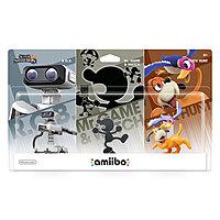 Amiibo Retro 3-Pack $  15 at Gamestop