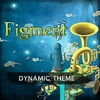 PS4 Figment Dynamic Theme is free for PS+ members Image