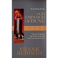 God Emperor of Dune (Dune Book 4) by Frank Herbert - $1.99 - Amazon and Google Play