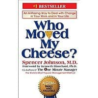 Kindle Classic Business eBook: Who Moved My Cheese? by Spencer Johnson, Kenneth Blanchard - $1.99 - Amazon
