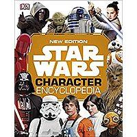 Kindle eBook: Star Wars Character Encyclopedia New Edition - Amazon, Google Play, B&N Nook, Apple Books and Kobo - $1.99