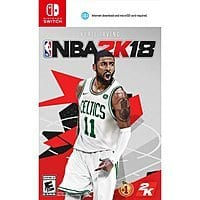 NBA 2K18 Early Tip Off Edition (Nintendo Switch) $29