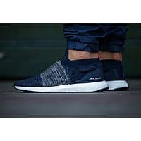 Men's Adidas Ultraboost Laceless Navy - Size 10.5 and 12 available $79.99