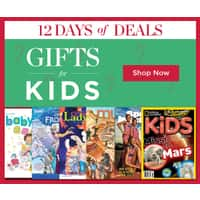 Day 3 Magazine Deal: Gifts for Kids from $  8.95 per year: 12-Days of Magazine Deals