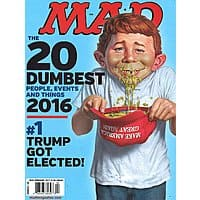 MAD Magazine 3-Years for $  24.99