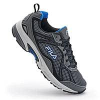 FILA Windshift 15 Men's Running Shoes $  23.99 or FILA Memory Go The Distance Cross-Training Shoes $  23.99 at Kohl's (pick up in store)