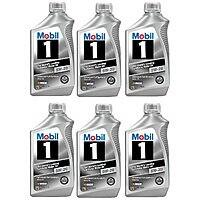 Prime Members: 6-Pack of 1-Quart Mobil 1 5W-30 or 5W-20 Synthetic Motor Oil $26.99 + free shipping