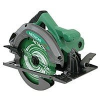 """Hitachi C7SB2 7-1/4"""" 15 Amp Circular Saw (Grade A Reconditioned) for $41.97, approx $50 shipped"""