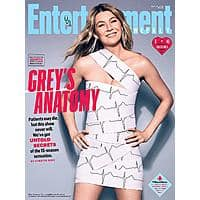 6-Months Entertainment Weekly Magazine (23-Issues) $5