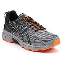 ASICS GEL-Venture 6 or GEL-Contend 4 Men's Running Shoes: 2-Pairs for $52.50 + Free Shipping (+ get $10 in Kohl's Cash)