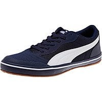 PUMA Coupon for 40% off Select Styles: Essentials Tee $9, Men's Astro Sala Shoes $27, Carson 2 New Core $29.99, Stripe Polo $18, Women's Vega Ballet $24  & More + Free Shipping