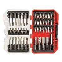 47-Piece Craftsman Steel Hex Shank Screwdriver Bit Set $7.98 at Lowe's *Price Drop*