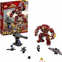 LEGO Super Heroes Marvel The Hulkbuster Smash-Up Building Kit $12.34 at Amazon