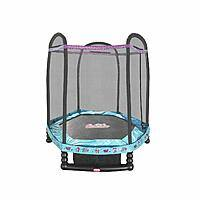L.O.L. Surprise! 7' Enclosed Trampoline w/ Safety Net $66.75 fs at amazon