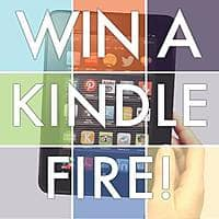 Enter to Win a Kindle Fire 8