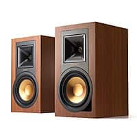 Pair of Klipsch R-15PM Powered Monitor Speakers (Cherry) for $269.99 at Amazon *Today Only*
