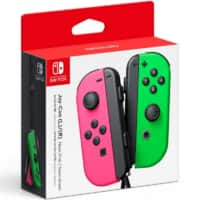 Nintendo Switch Joycon (Neon Pink/Neon Green) $49.60