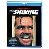 The Shining (Blu-ray) or Stephen King's It 1990 (Blu-ray) + $7 Off Any Movie Ticket (Atom) $7.50 Each & More + Free Store Pickup @ Target