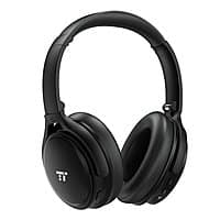 TaoTronics Active Noise Cancelling Bluetooth Headphones (Certified Refurbished) $20