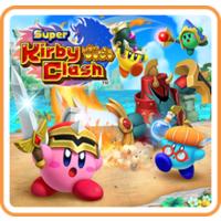 Super Kirby Clash (Nintendo Switch Digital Download) Free Image