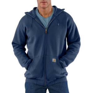 Extra 50% Off Select Carhartt Apparel: Midweight Hooded Zip Front Sweatshirt $22.50 + Free S/H Orders $25+