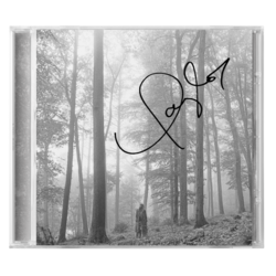 Taylor Swift Autographed Folklore CD $13