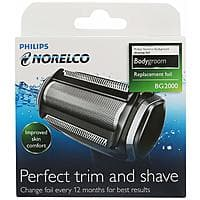 Philips Norelco Bodygroom Replacement Trimmer/Shaver Foil $6.87 with Subscribe and Save