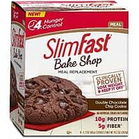 SlimFast Bakeshop Meal Replacement Cookie $2.39 with s&s