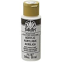 FolkArt Acrylic Paint in Assorted Colors (2 Ounce), 480 Titanium White - $  1.24 + FS w/Prime