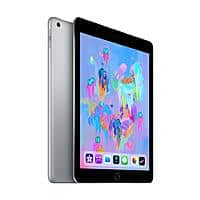 "128GB Apple iPad 9.7"" WiFi Tablet (Space-Gray, Latest Model) $330 + Free Shipping"