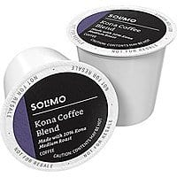 Select Amazon Accounts: 100-Count Solimo K-Cup Coffee Pods (Various Flavors) from $13 w/ S&S + Free S/H