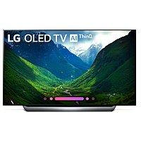 "LG OLED 4K TV's: 65"" OLED65E8PUA $1949,  65"" OLED65C8PUA $1699 & More + Free S&H"