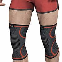 Modvel Compression Knee Sleeve (Pair) from $8