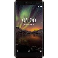 32GB Nokia 6.1 GSM Unlocked Phone + $40 Cricket Refill Card $180 + Free Shipping