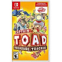 Captain Toad: Treasure Tracker (Nintendo Switch) Amazon $30