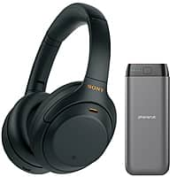 *Starts Midnight EST 10/29* Sony WH1000XM4 Noise Cancelling Wireless Headphones + 20,000mAh PhoneSuit PowerBank $278 + Free Shipping @ BuyDig