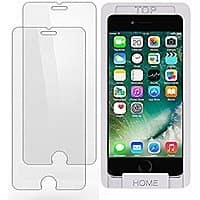 Trianium iPhone 7 Tempered Glass (2-Pack) Screen Protector $  1.75 FS