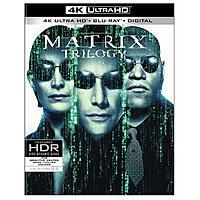 Amazon.com Matrix Trilogy 4K UHD + Blu-Ray + Digital collection $42.59 (40% off)