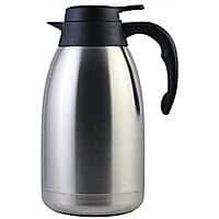 Thermal Coffee Carafe Stainless Steel 2 Liter $  13.46 after 25% promo discount with free prime shipping