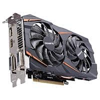 $  225 GIGABYTE GeForce GTX 1060  3GB 192-Bit GDDR5 for $  219 + $  5 S/H at Newegg & Newegg eBay store
