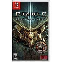 Diablo 3: Eternal Collection Nintendo Switch + FS $33.99-37.09