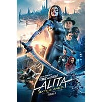 Atom tickets: Alita $5 off 2 tickets