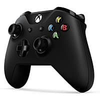 *Starts 11/01/17 @ 12AM PST* Microsoft Xbox Wireless Controller for Xbox One, One S & Windows 10 - Black - Refurbished $  30.00 Shipped