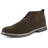 Alpine Swiss Mens Suede Chukka (3 colors) - $26.49 + Free Shipping