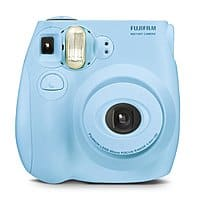 Fujifilm Instax Mini 7S Instant Camera (with 10-pack film) - Light Blue - $49 + FS
