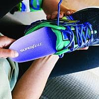 Superfeet Women's Blueberry Insoles - $14 + Free Shipping